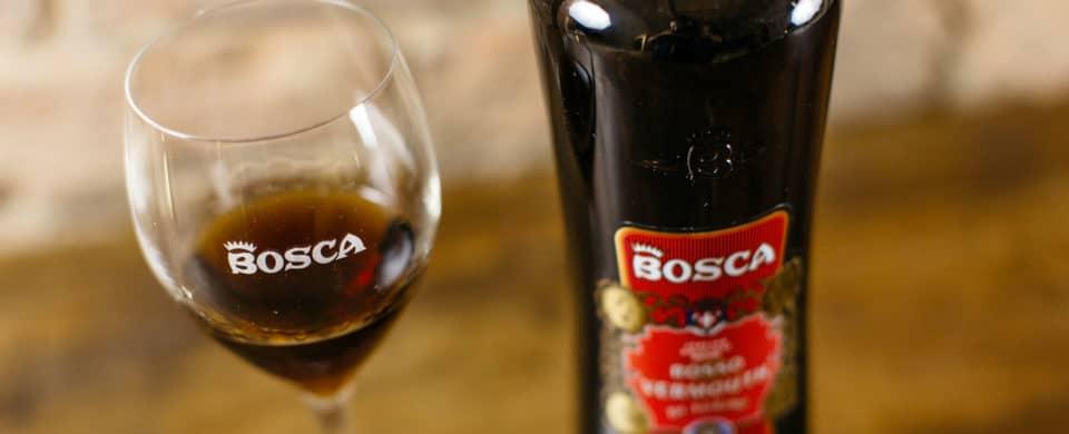 Dalle erbe al bicchiere Bosca vermouth