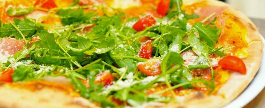 Spumante Bosca e pizza
